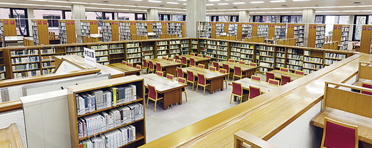 Libraries | Education & Library | Doshisha University